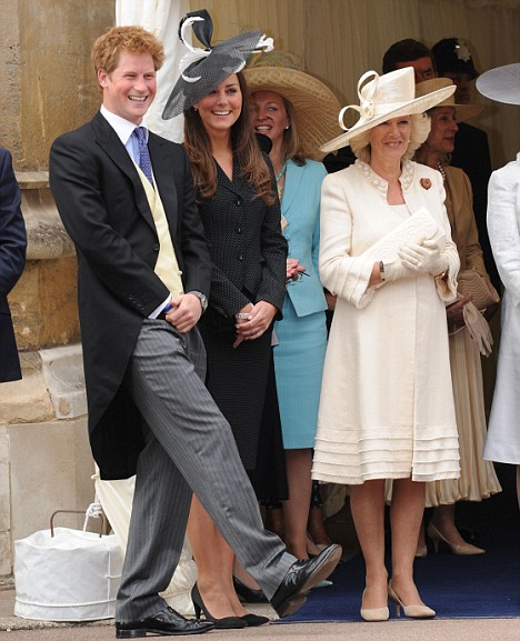 prince williams pics. at Prince William#39;s Order