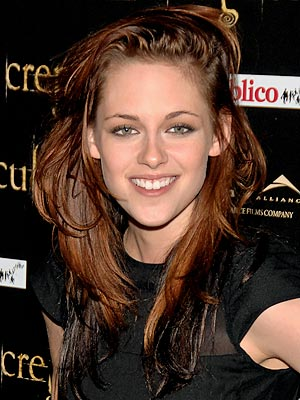 kristen stewart hair. you turn: Kristen Stewart…