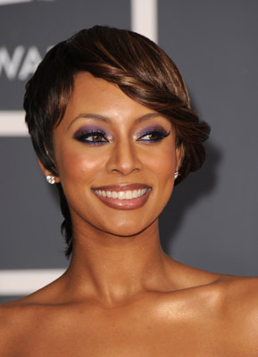 Awesome Keri Hilson 2010 Grammy Awards Hairstyle My Hair Styling Tools Short Hairstyles For Black Women Fulllsitofus