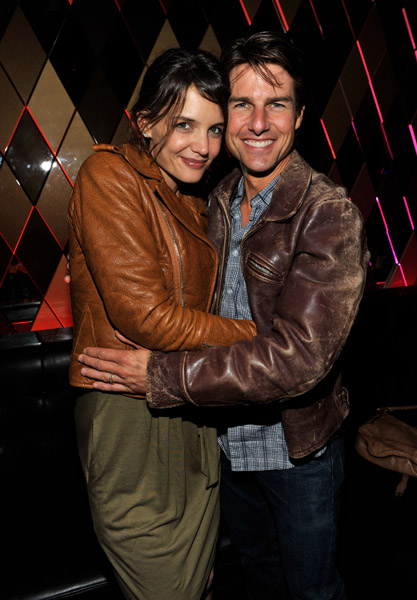 tom cruise and katie holmes 2010. katie-holmes-and-tom-cruise-at