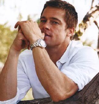 Sexiest Man Alive Brad Pitt Brad Pitt = Sexiest Ma...
