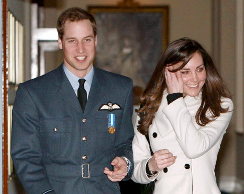 kate middleton and prince william. Prince William and Kate