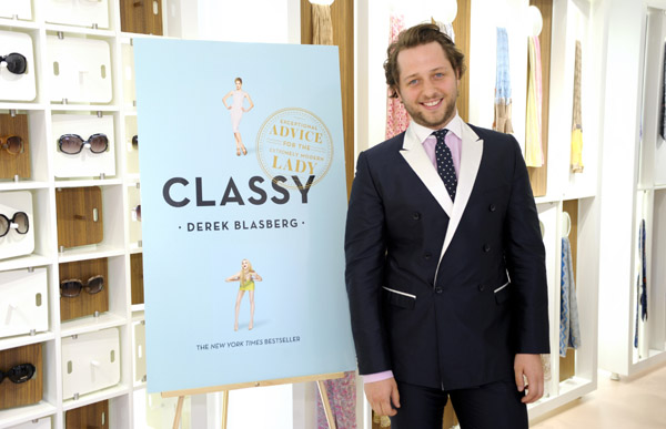 Classy Derek Blasberg magyarul