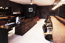 McMillan Canale salon in Malibu