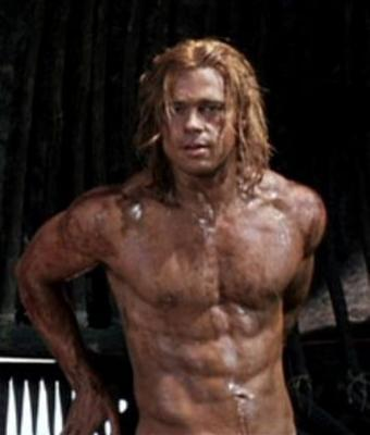 brad pitt pictures from troy. Brad in Troy, don#39;t you?