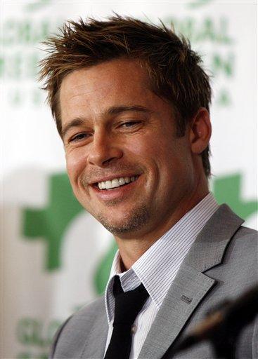Short hair, long hair, it don't matter. Melikey. And for more Brad Pitt