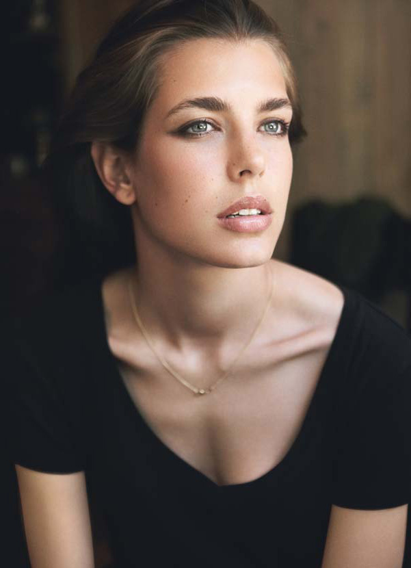 Charlotte Casiraghi... New Face of Gucci!!!