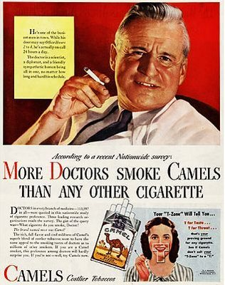 cigarette ads