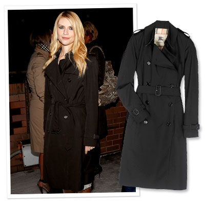 Claire-Danes-Burberry-Trench