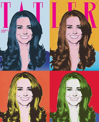 Kate-Middleton-Andy-Warhol-Tatler-cover