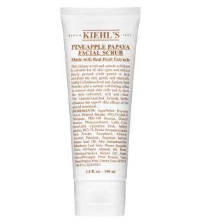 Kiehls-Pineapple-Papaya-Facial-Scrub