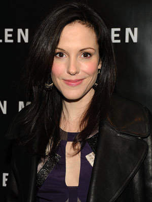 Mary Louise Parker says the Brazilian straightening treatment made her hair fall out