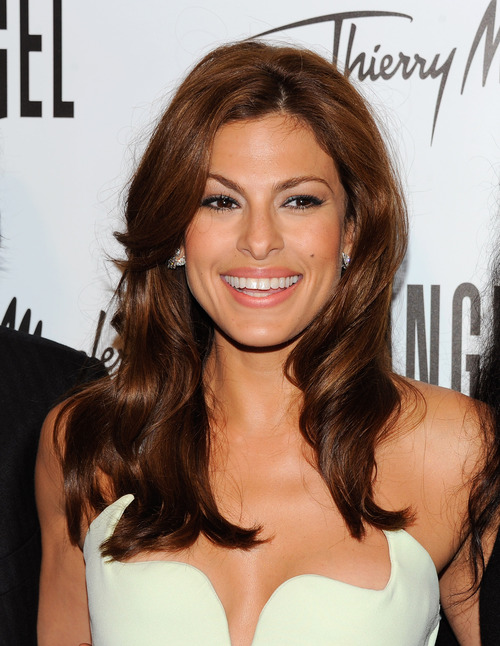 Get The Look Eva Mendes For Thierry Mugler Nadine Jolie