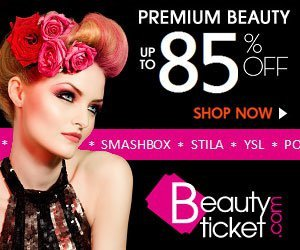 Beauty Ticket beauty product deals