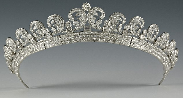 Kate 1936 Cartier Tiara