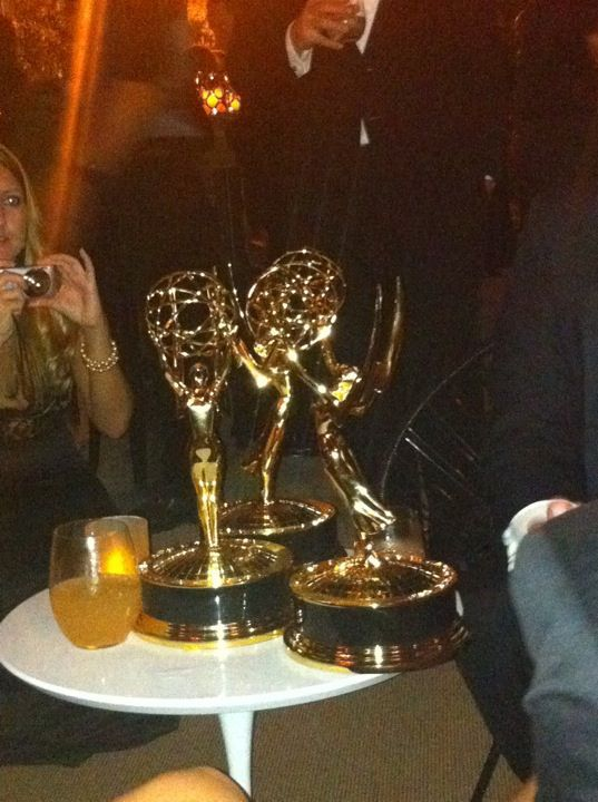 My night at the Emmy Awards with Galderma! - Nadine Jolie ...