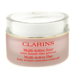Clarins Multi Active Day Early Wrinkle Cream Gel