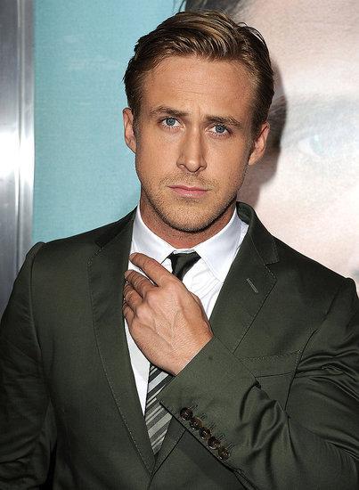Ryan Gosling - sexiest man alive?
