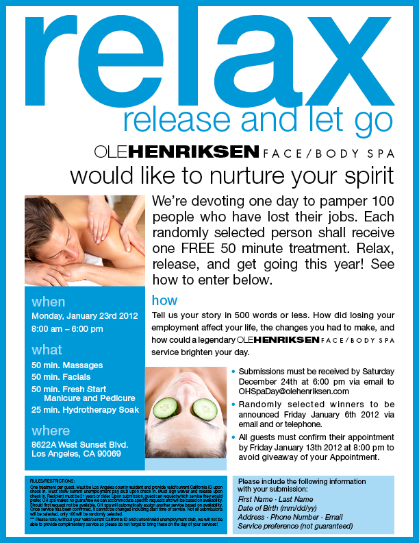 Day spa coupons los angeles