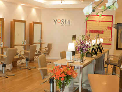 Yoshi Hair Studio in Beverly Hills