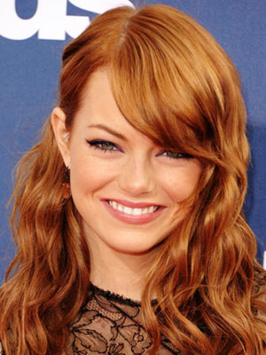 2012 Golden Globes Hottest Hair Trends Nadine Jolie Courtney