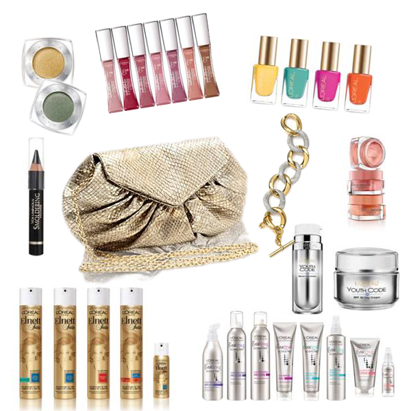 LOreal Golden Globes Prizes