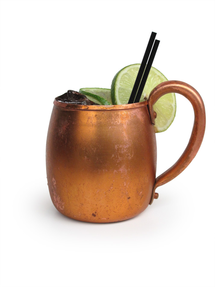 Whiskey Moscow Mule