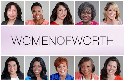 women of worth l'oreal