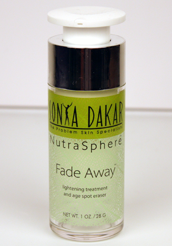 Sonya Dakar Fade Away Lightening Treatment and Age Spot Eraser