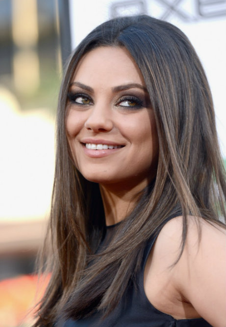 Mila Kunis at Ted premiere