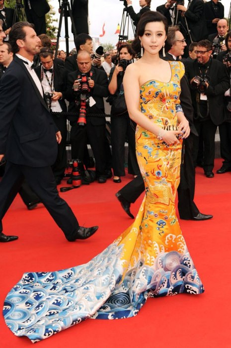 Fan Bingbing, Vanity Fair International Best Dressed List 2012