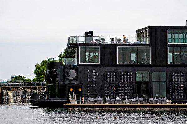 Latest Vanityfair Com Article Montreal S Floating Bota
