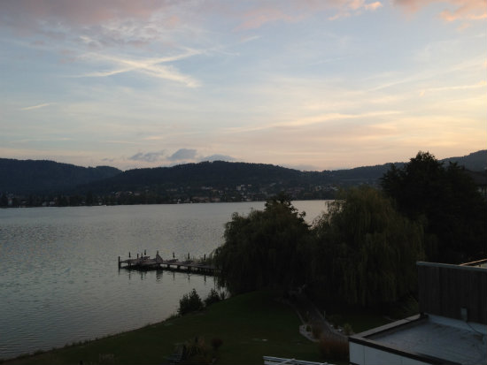 Viva Mayr clinic in Austria on Lake Worthersee