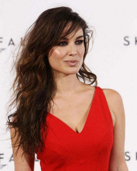 Skyfall Bond girl Berenice Marlohe