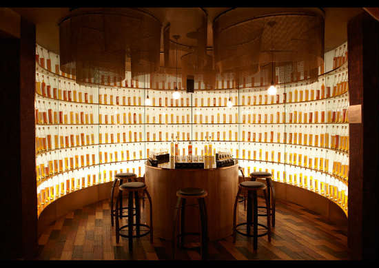 Johnnie Walker House in Shanghai