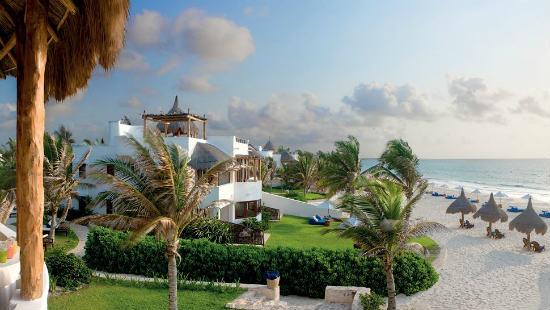 Maroma Resort and Spa in Riviera Maya, Mexico