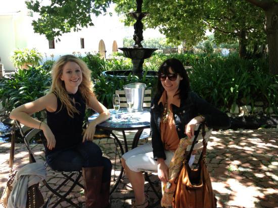 Nadine-Taryn-wine-tasting