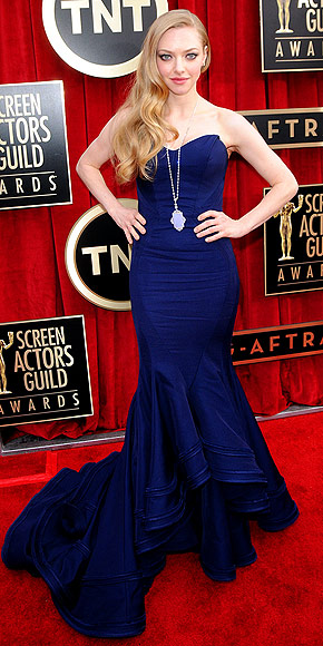 Amanda Seyfried at the SAG Awards