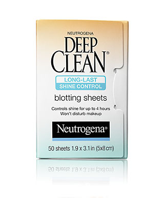 Neutrogena Oil Blotting Sheets