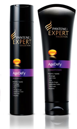 Pantene Age Defy collection