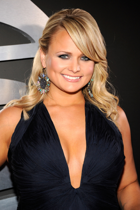 Miranda Lambert's Makeup by COVERGIRL at the 2013 GRAMMY Awards