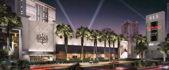 SLS Hotel Las Vegas