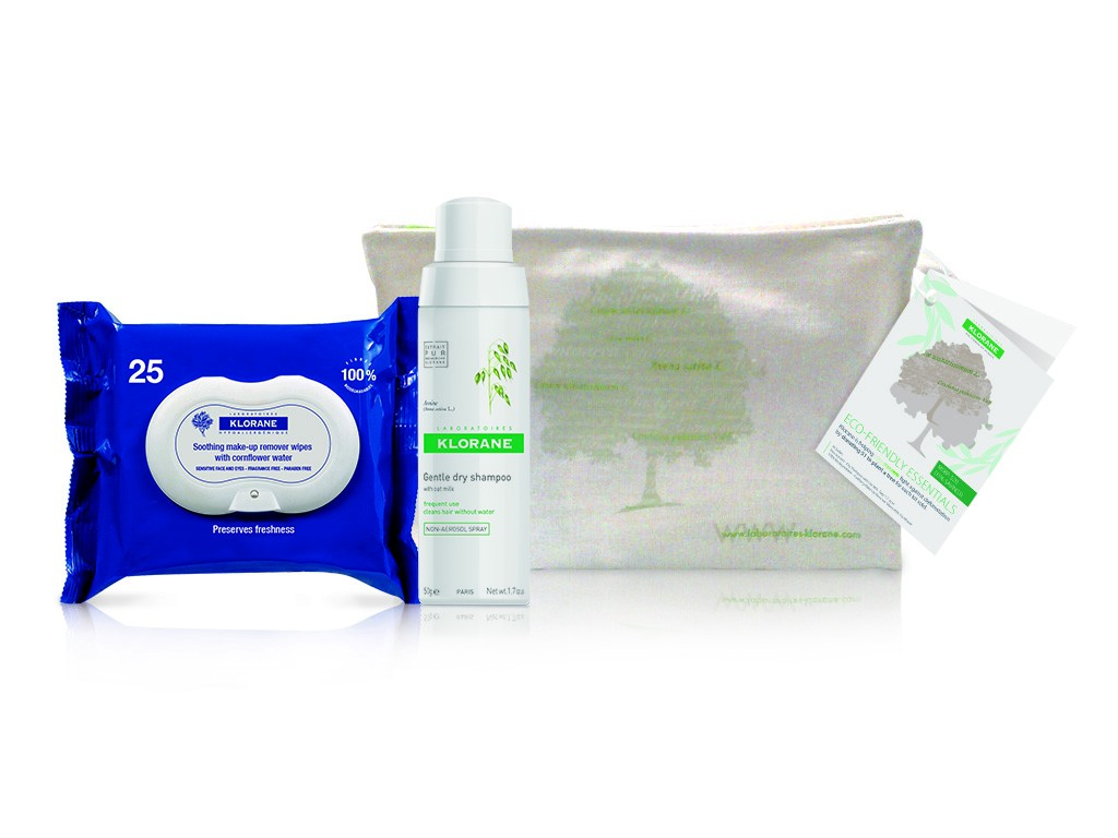 Klorane Eco-Friendly Essentials Kit