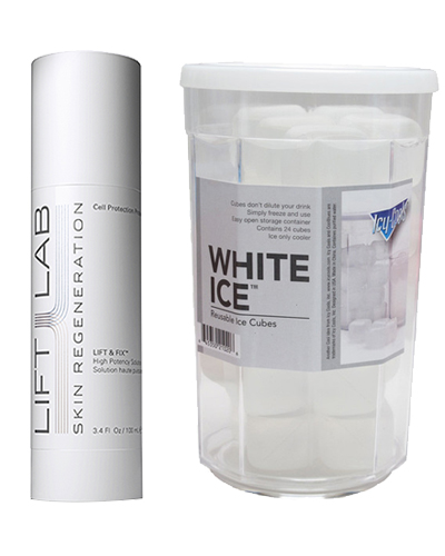 LIFTLAB GIveaway - Lift& Fix and Icy-Cools White Ice