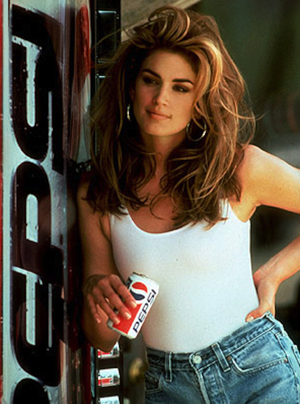 Beauty Inspiration: Cindy Crawford for Meaningful Beauty
