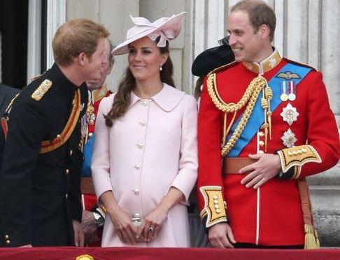 Duchess Kate's baby bump