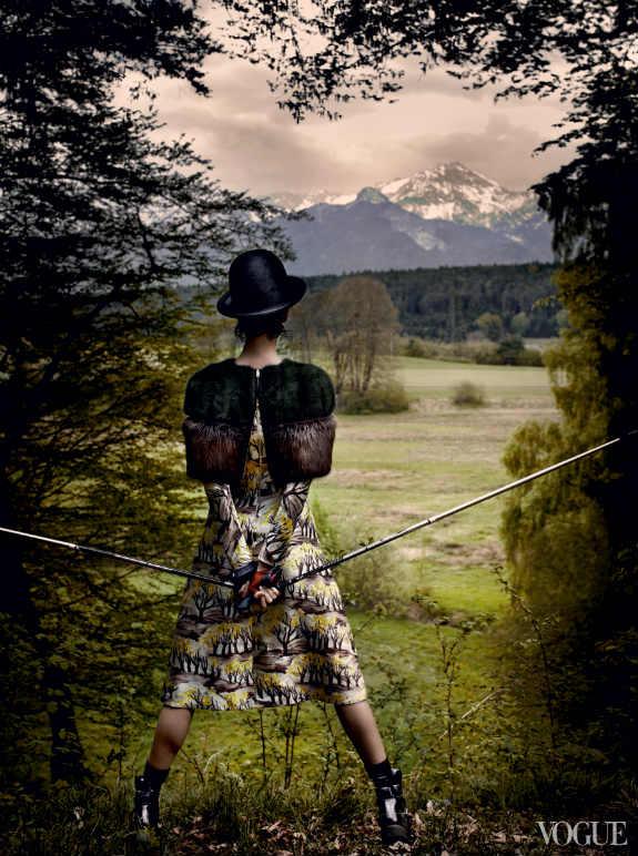 Karlie-Kloss-Vogue-Austria-alps-photos