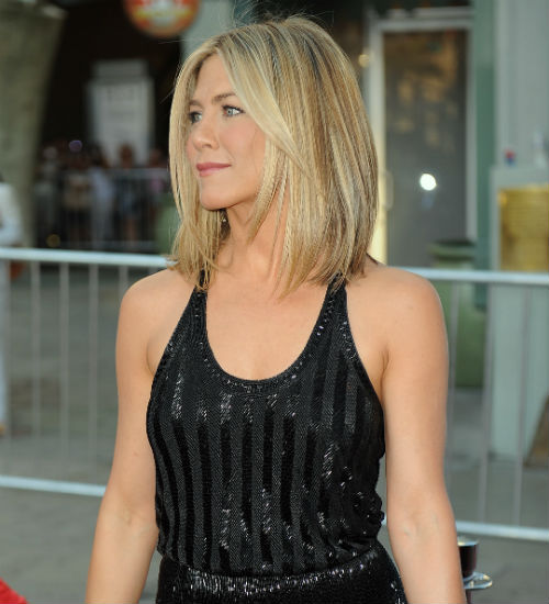 jennifer aniston at were the millers premiere