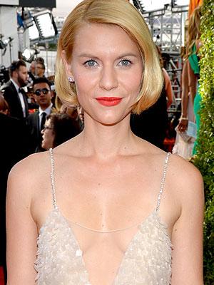 Claire-Danes-Emmy-bob-2013