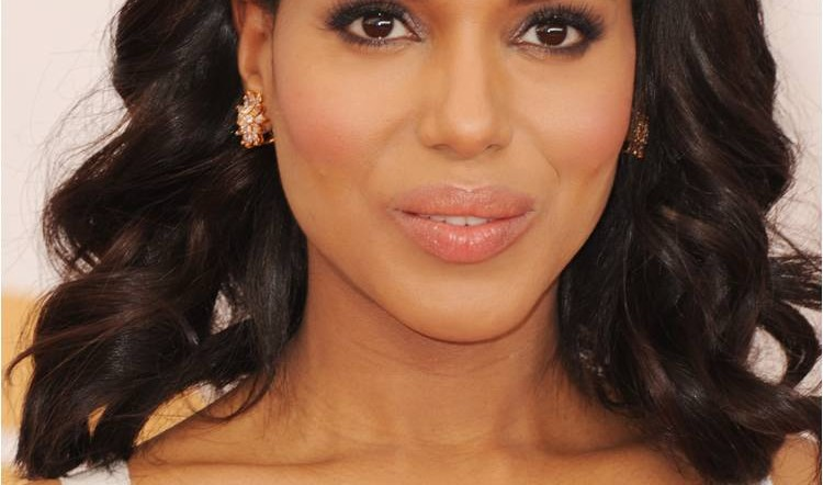 Kerry Washington Emmy Awards Makeup By Hourglass Cosmetics